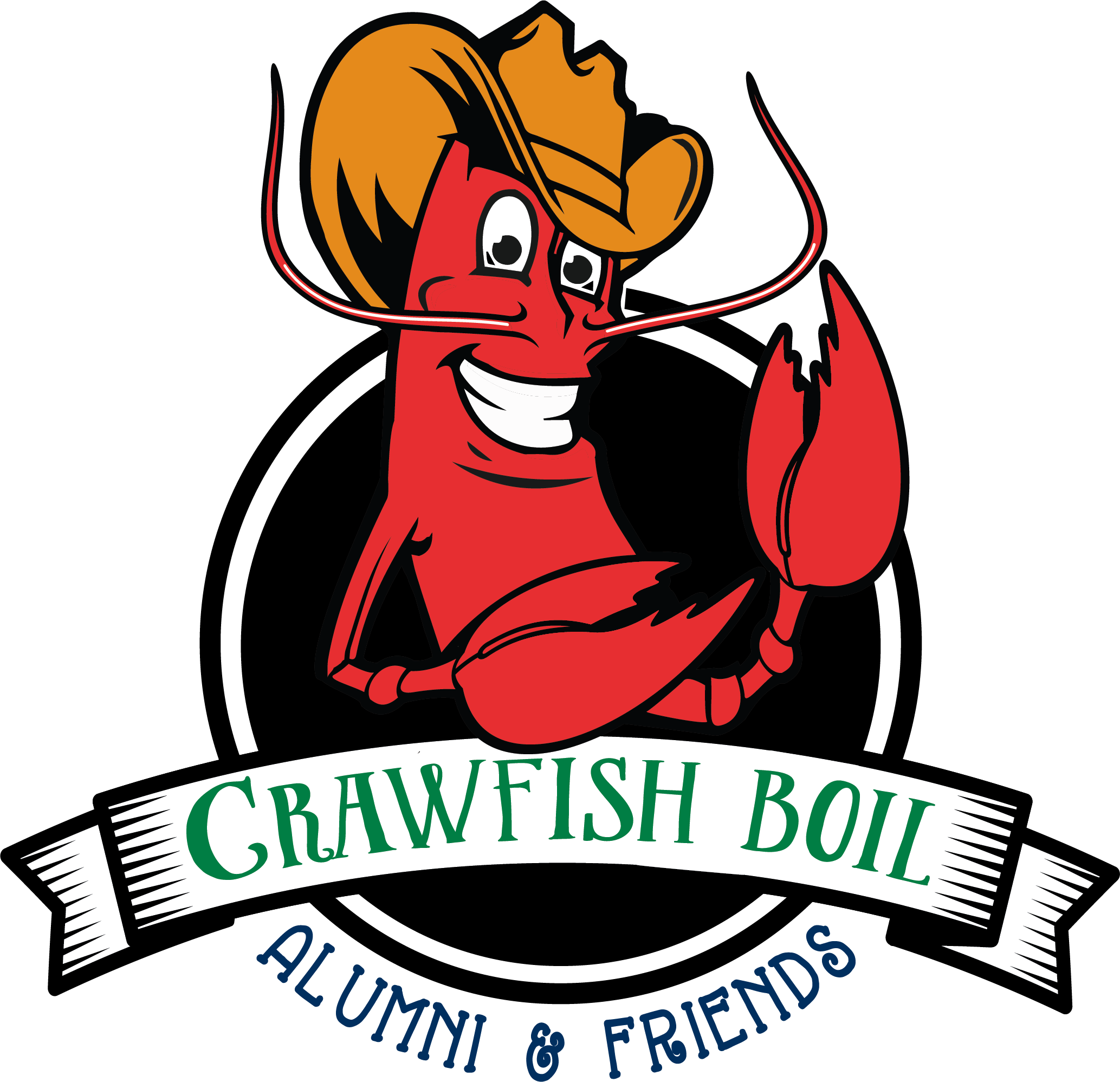 Seafood clipart yabbie. Crawfish boil free download