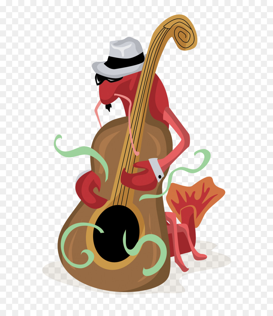 Crawfish clipart cajun music. Indian family crayfish illustration
