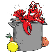 Crawfish clipart crawfish boil. Free cliparts download clip