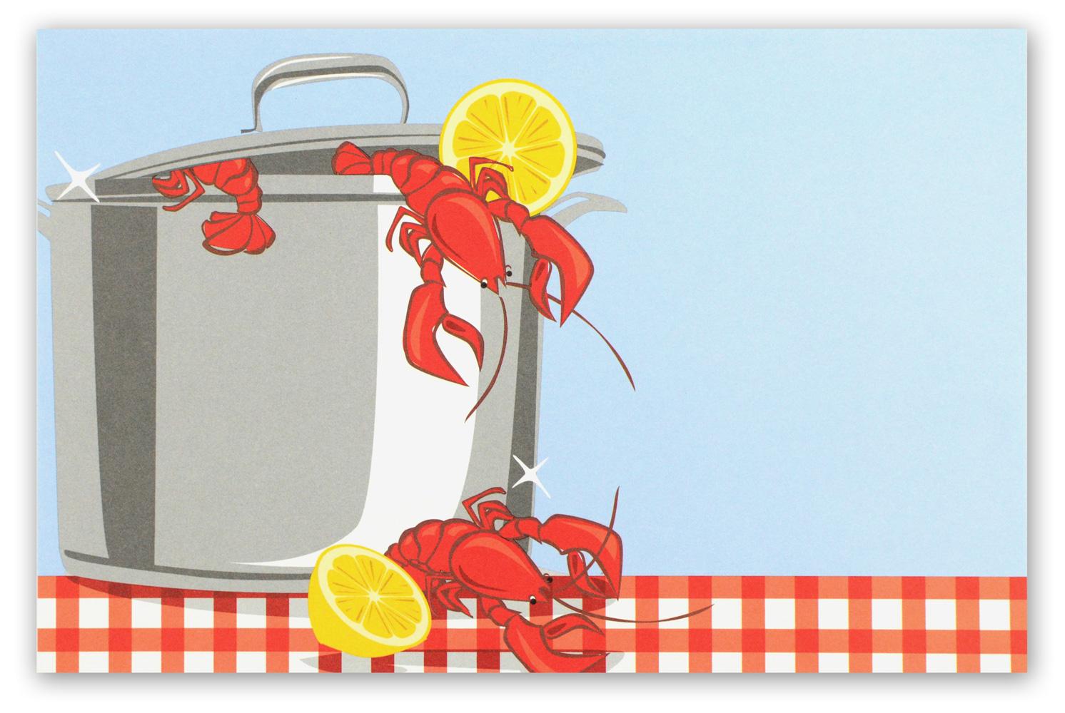 Crawfish clipart crawfish boil.  clipartlook