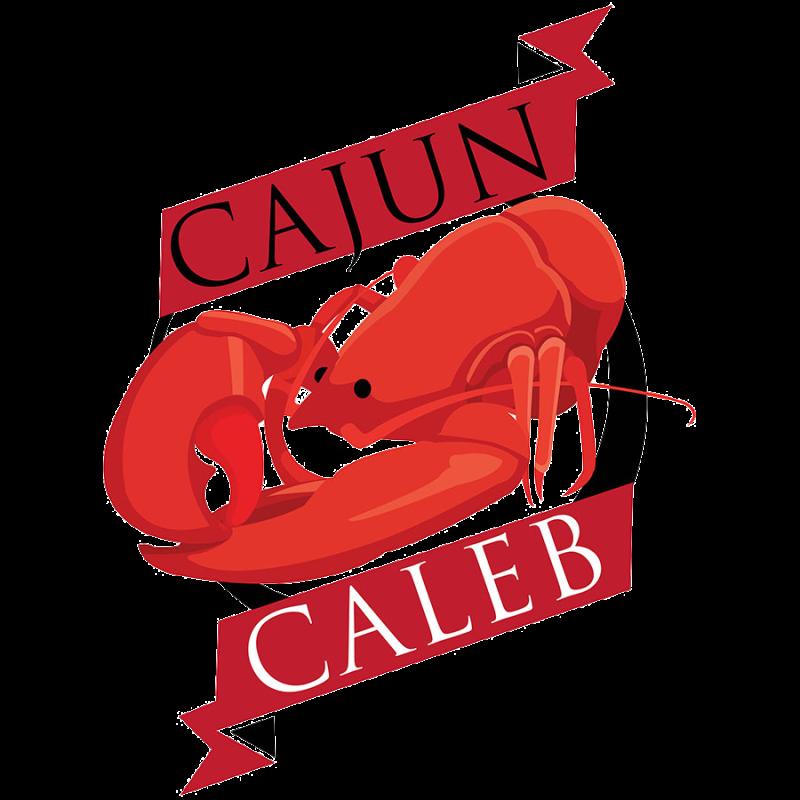 Salmon clipart shrimp. Cajun caleb delivery s