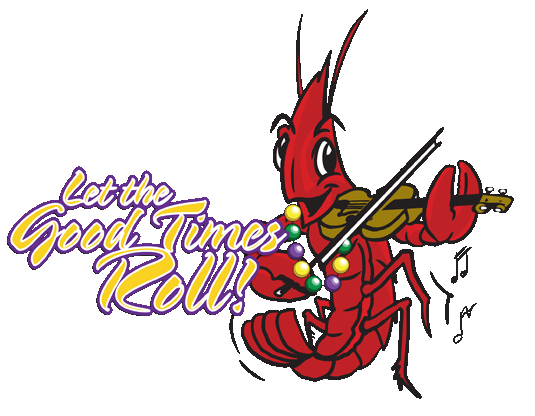 Crawfish clipart culture louisiana. Largest festival outside of