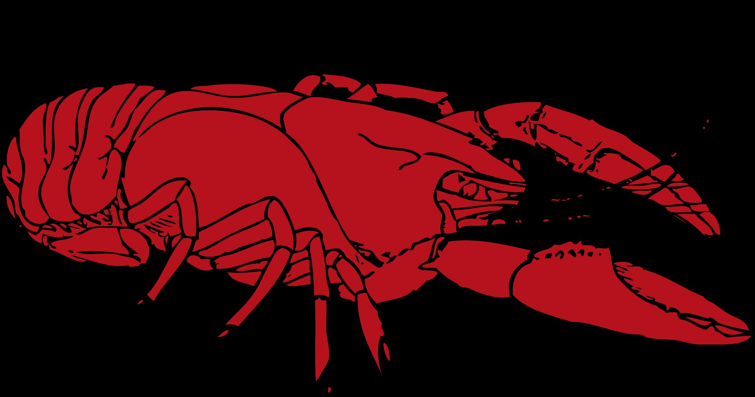 Crawfish clipart file. Crayfish icons png free