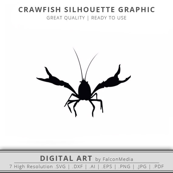 Crawfish clipart pdf. Svg clip art