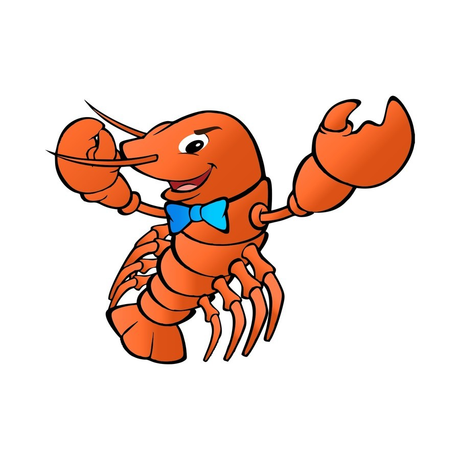 Crawfish clipart seafood. Download red wings crab