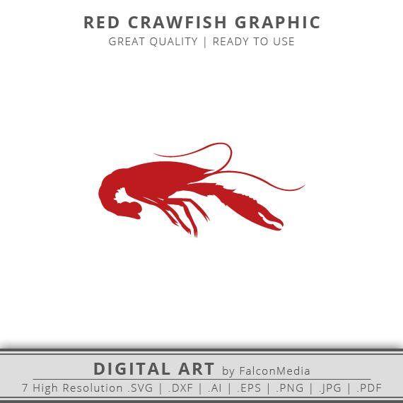 Crawfish clipart svg. Silhouette clip art