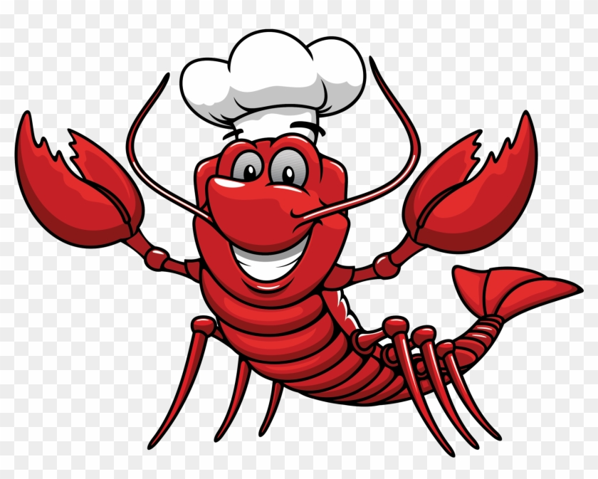 Crawfish clipart transparent background. Png clip art lobster