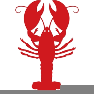 Crawfish clipart vector. Free images at clker