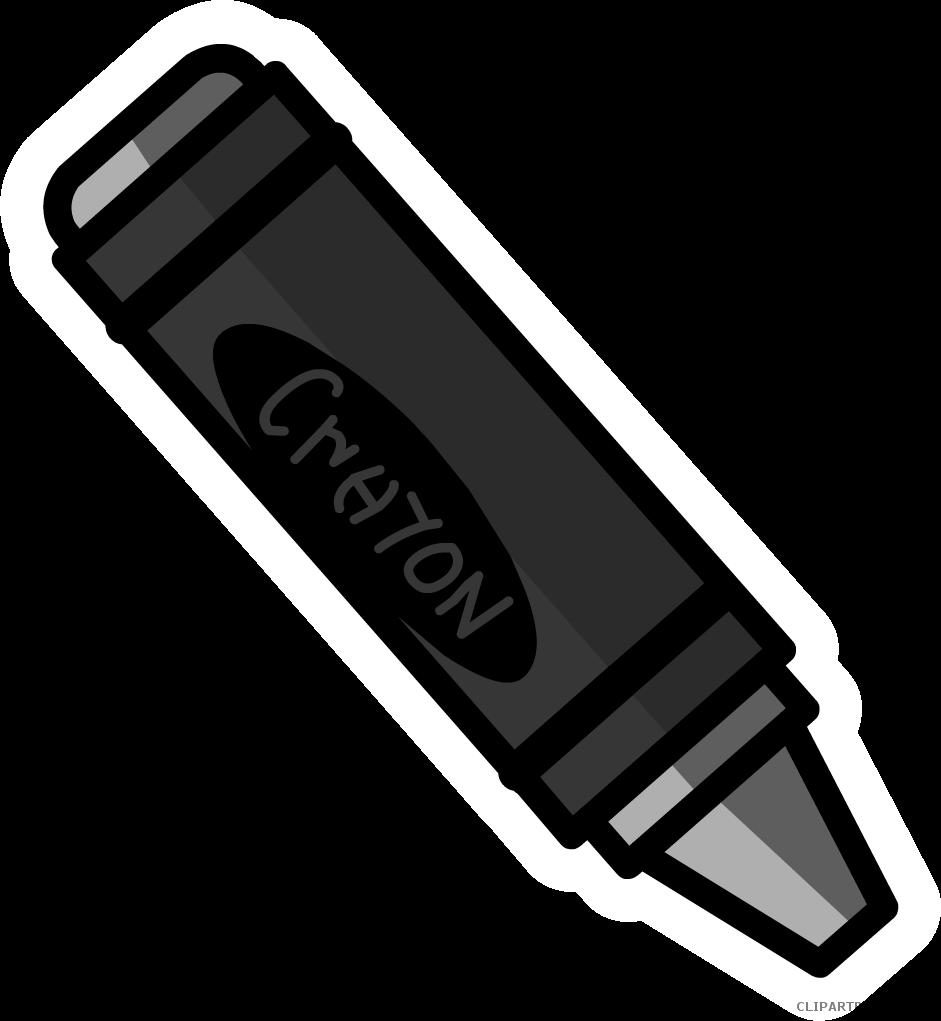 Crayon clipart 2 crayon. Page of clipartblack com