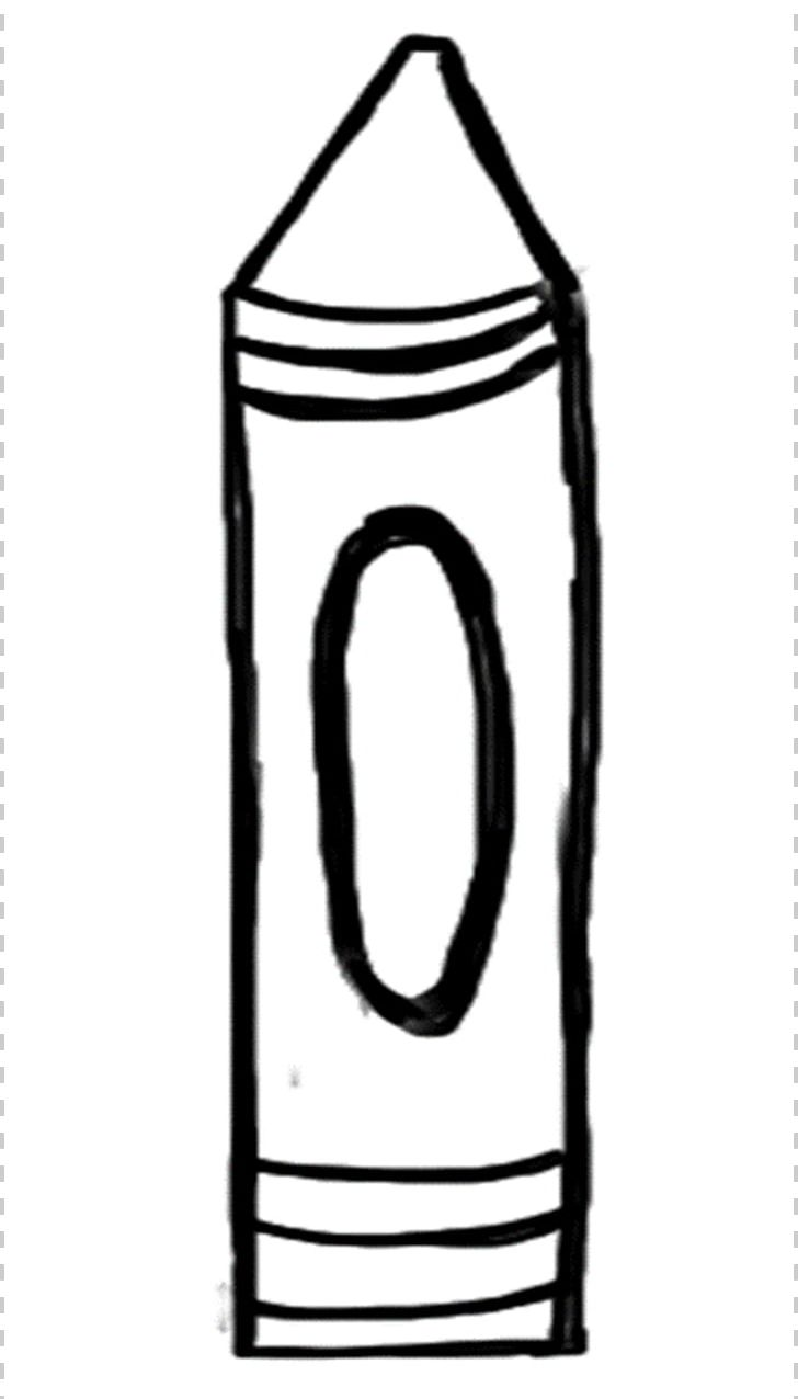 Crayon Outline Tools Free Black White Clipart Images - Clip Art - Free  Transparent PNG Clipart Images Download
