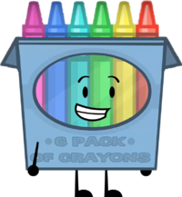 Of crayons with affordable. Markers clipart cute crayon box