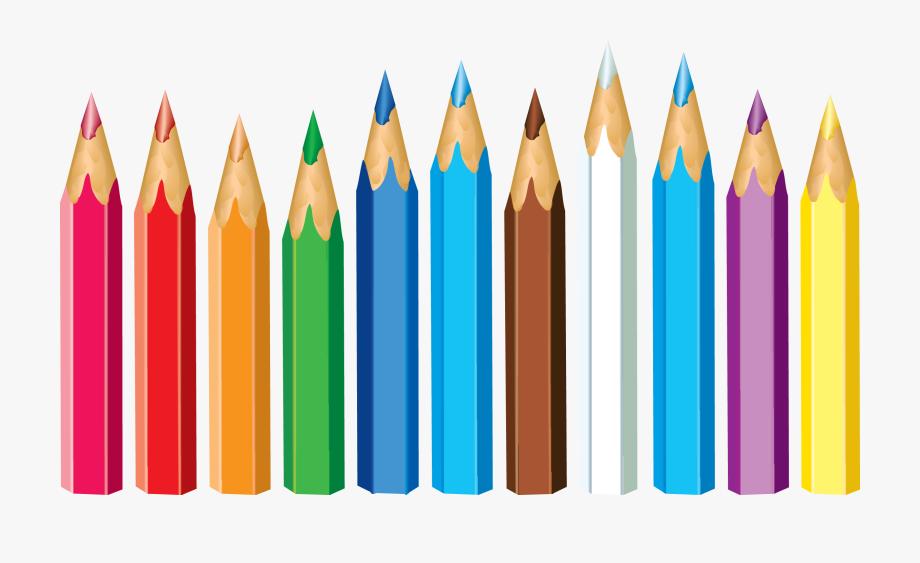 Clip art transprent png. Crayon clipart colored pencil