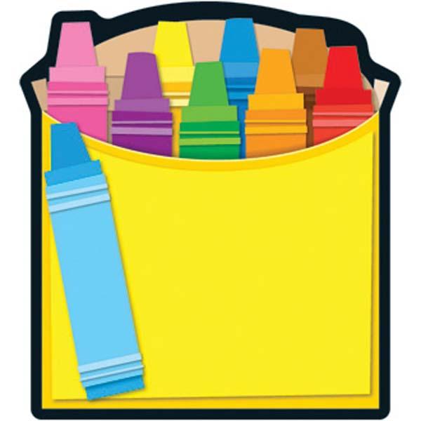 Box panda free images. Crayon clipart packet