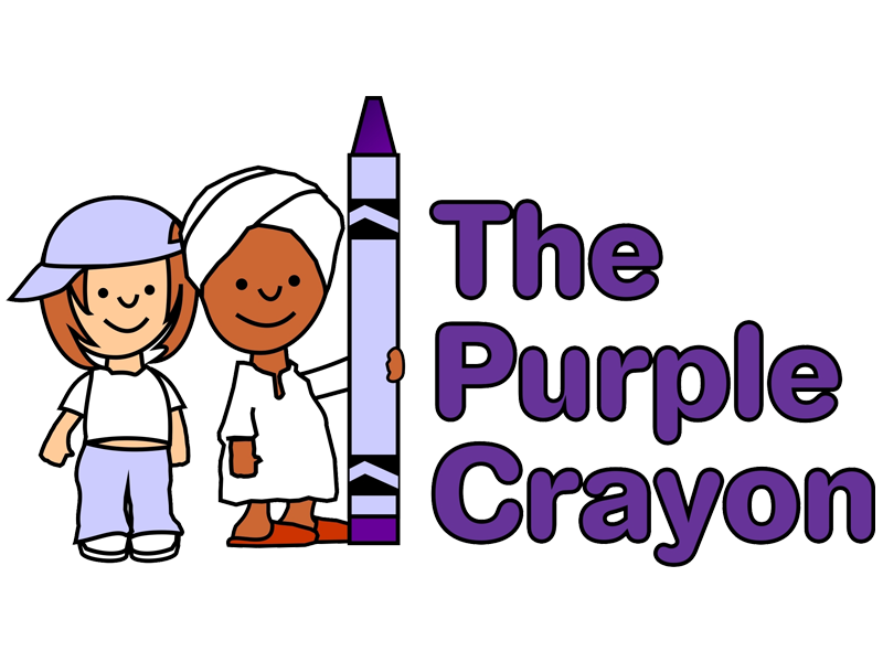 Crayon clipart purple crayon. Curriculum the infant primary