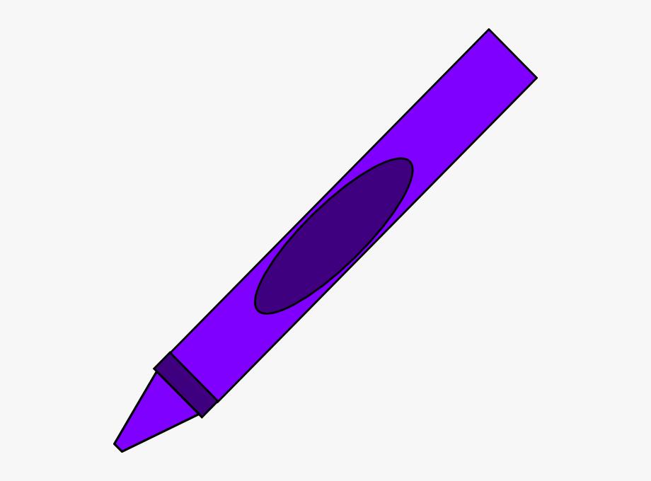 Clip art free cliparts. Crayon clipart purple pen