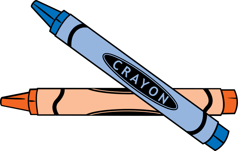 Crayon clipart violet. Free cliparts collection download