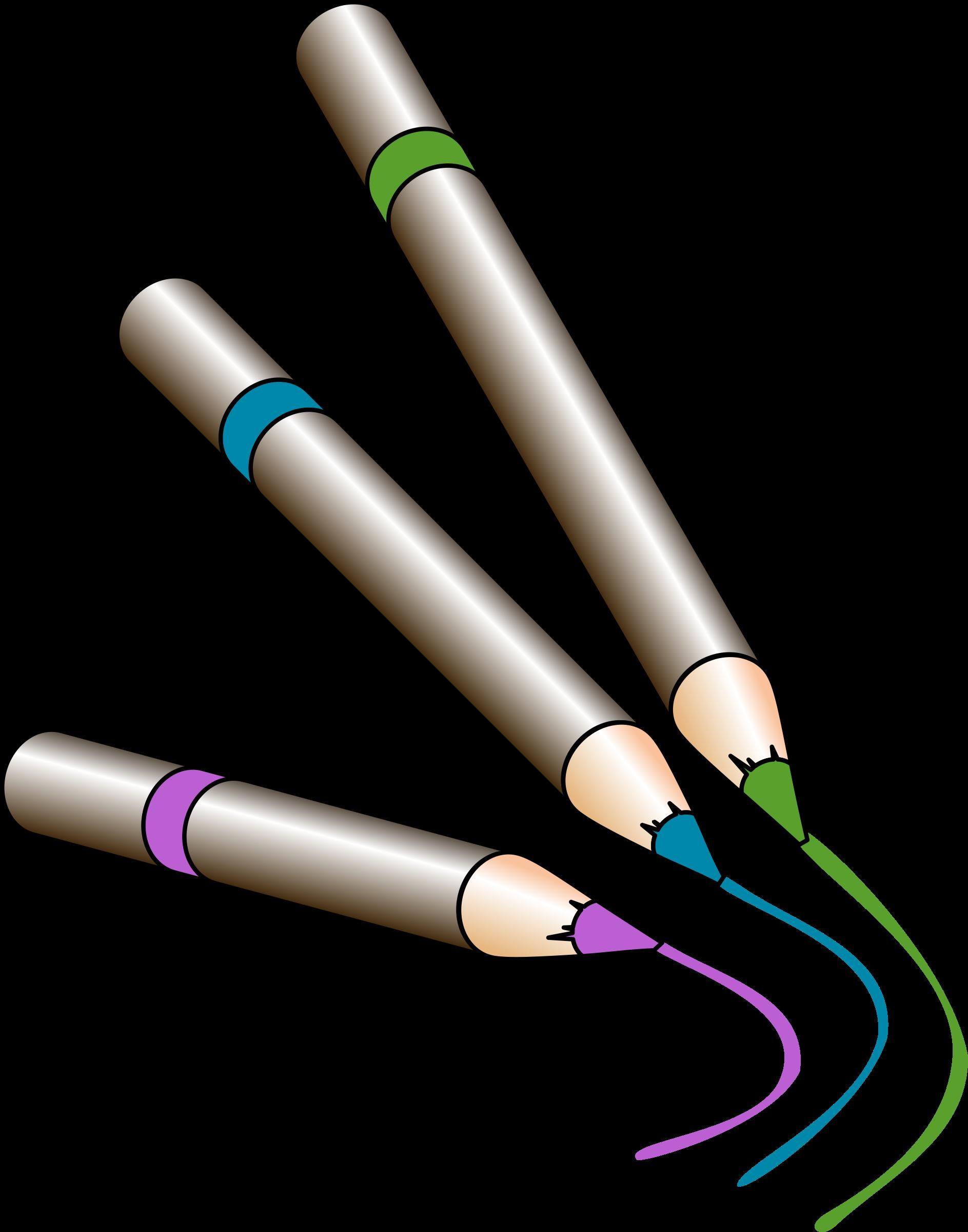 Crayons clipart big. Image png