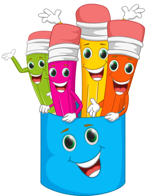 Sweet best digital for. Crayons clipart happy