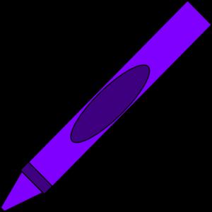 Crayons clipart purple crayon. Clip art panda free