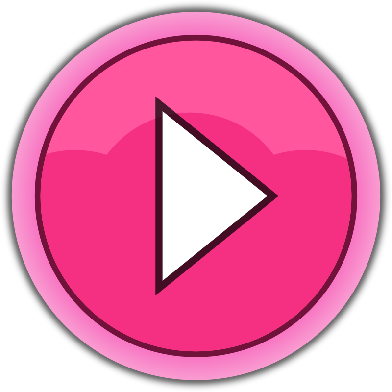 Crazy clipart arrow. Button play png pixels