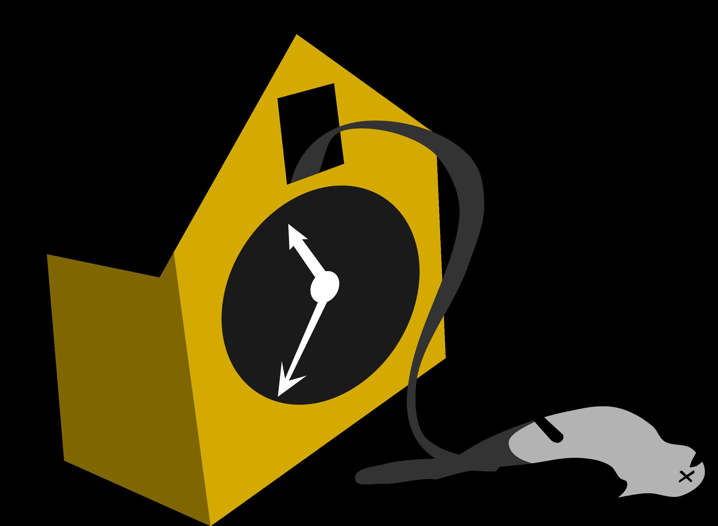 Crazy clipart cuckoo. Clock at getdrawings com