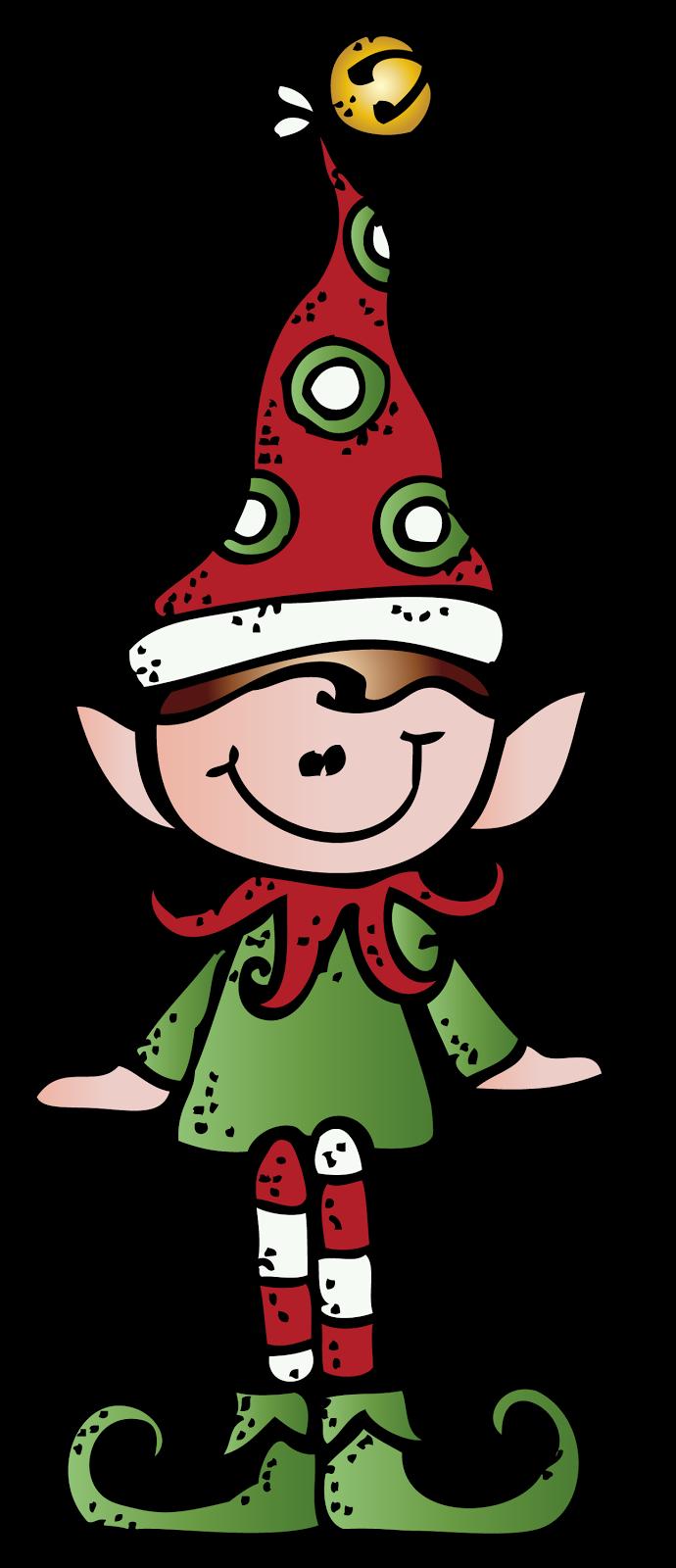 Elf pictures qygjxz x. Husky clipart christmas