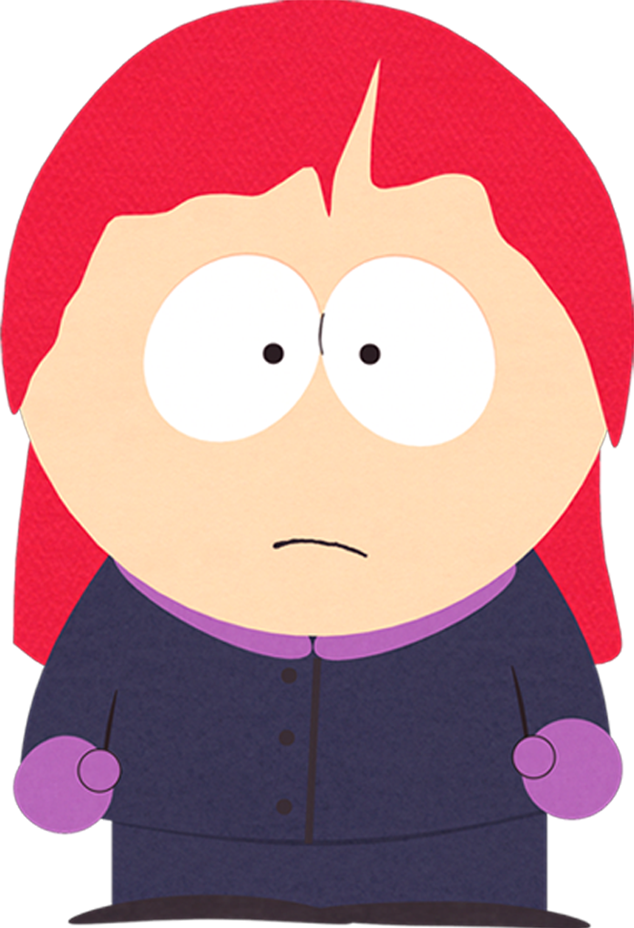 Red south park archives. Hurt clipart playground