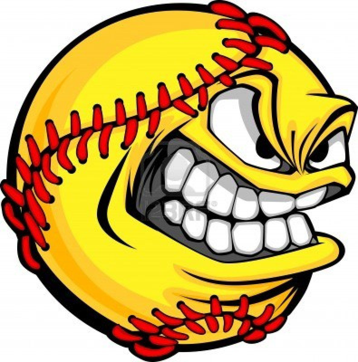 Pin by sptaz on. Softball clipart slow pitch softball