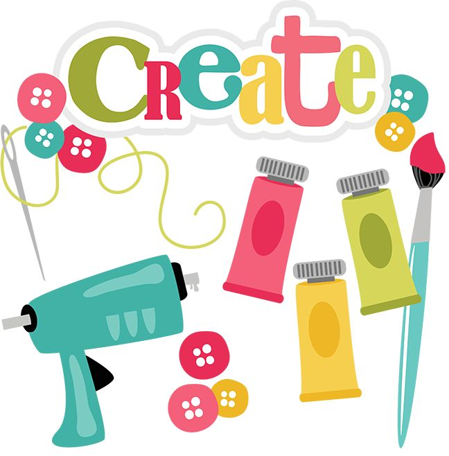 How to create from. Craft clipart art area