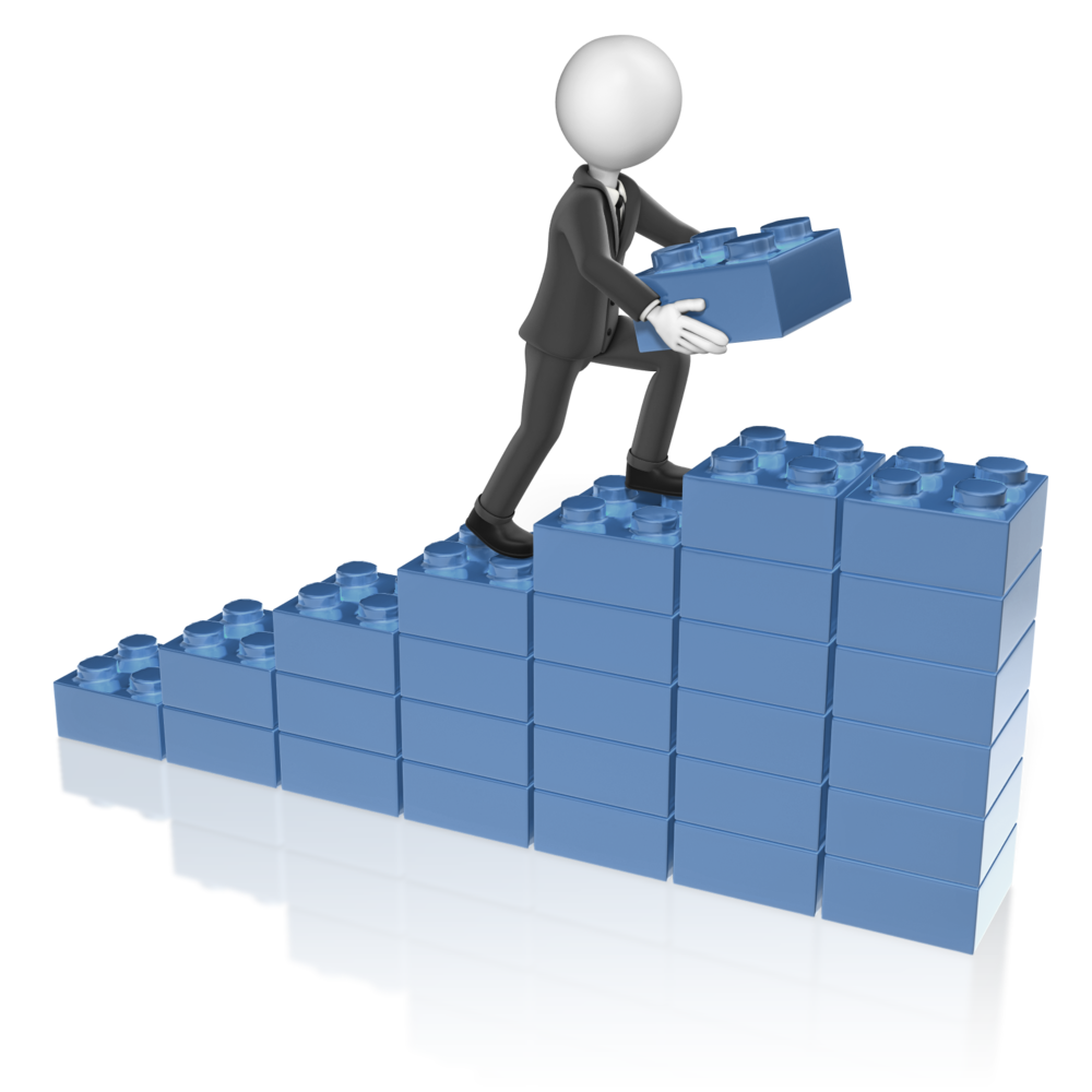 Pmo building block which. Graph clipart buisness