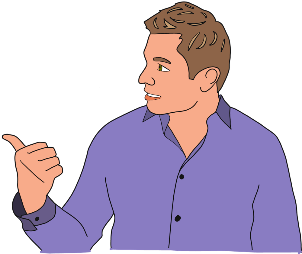 Your own illustrations avatars. Draw clipart show