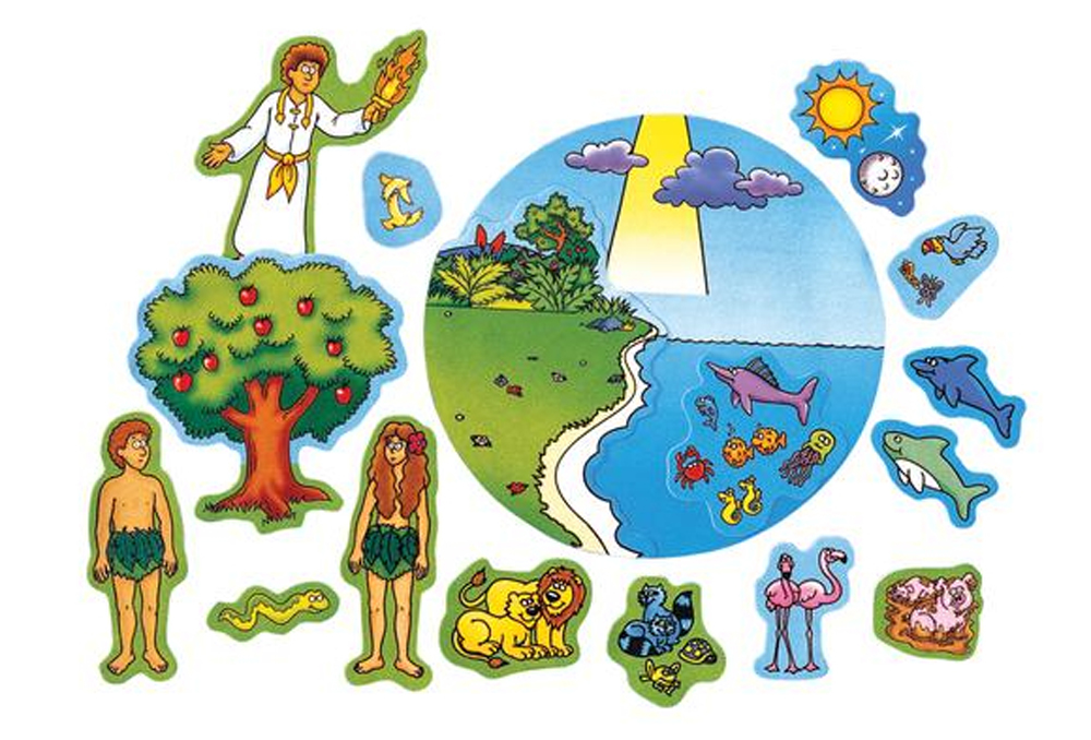 Creation clipart creation story. Up to off beginners