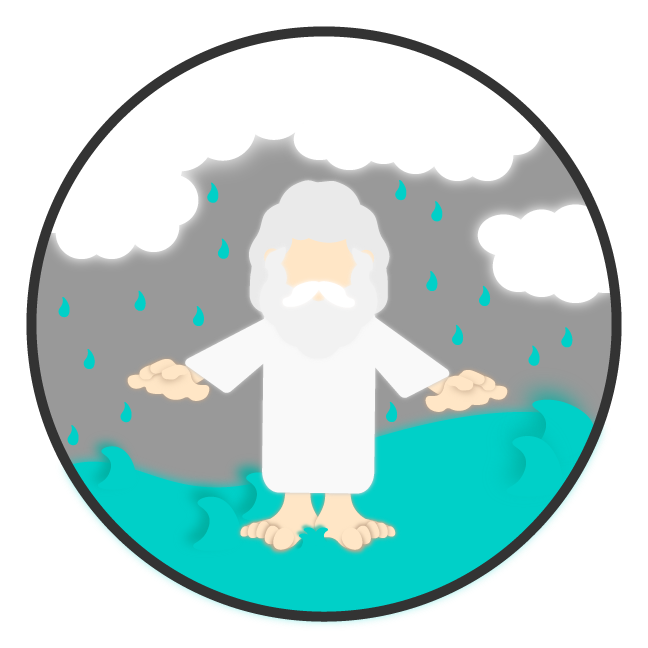 Creation clipart god plan. The primary helpers creationday