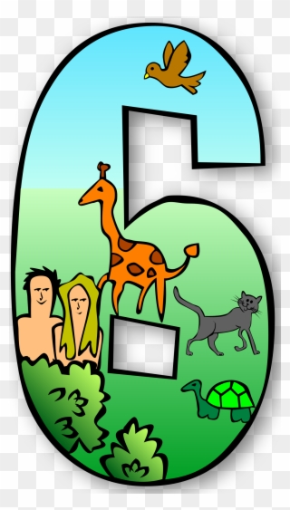Free days numbers gerald. Creation clipart may