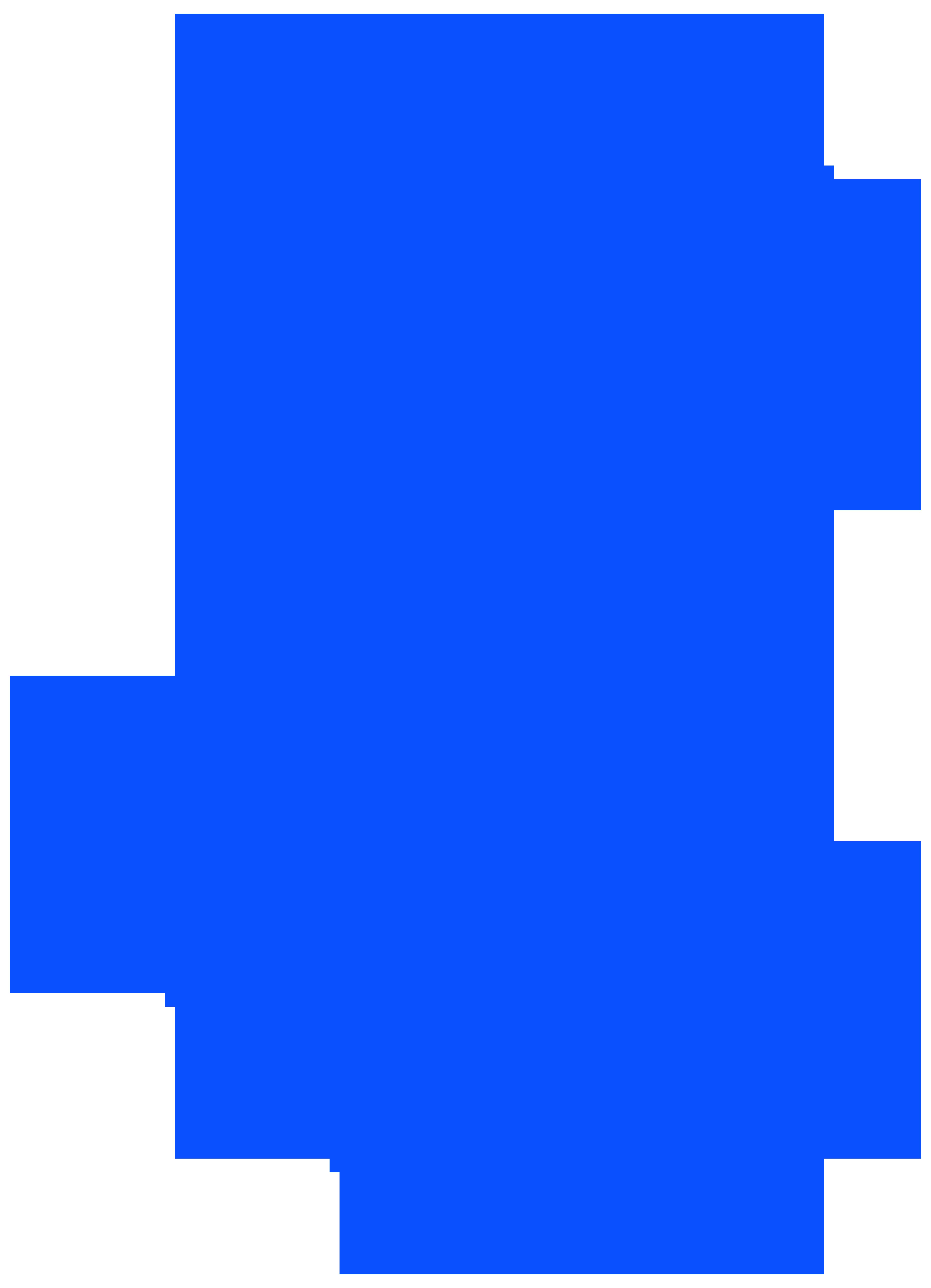 Handprint clip art no. Fingerprint clipart blue