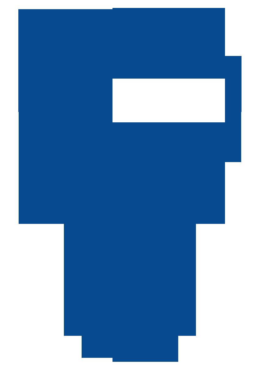 Lamp clipart brain. Bulb idea png simple