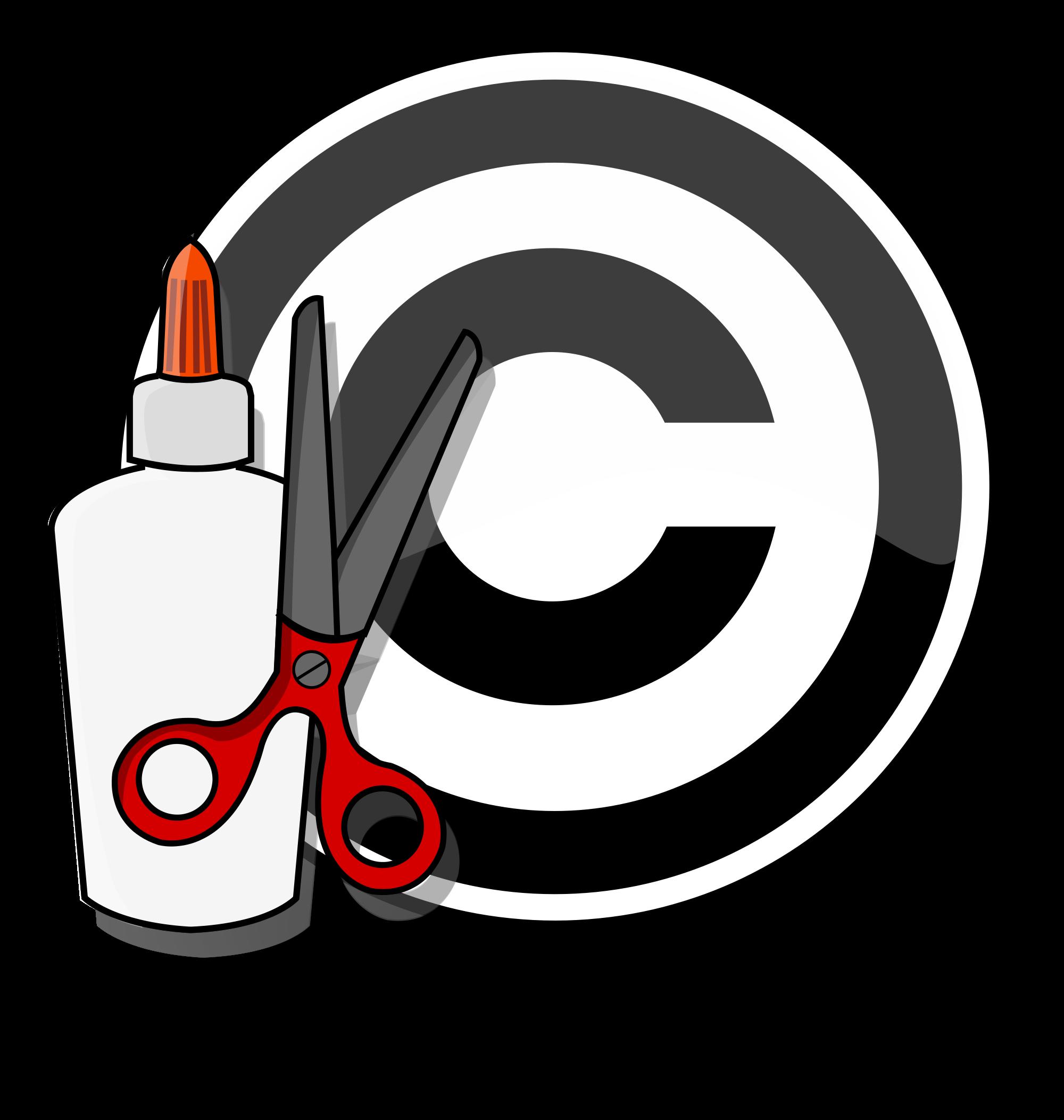 File copyright problem paste. Glue clipart liquid paper