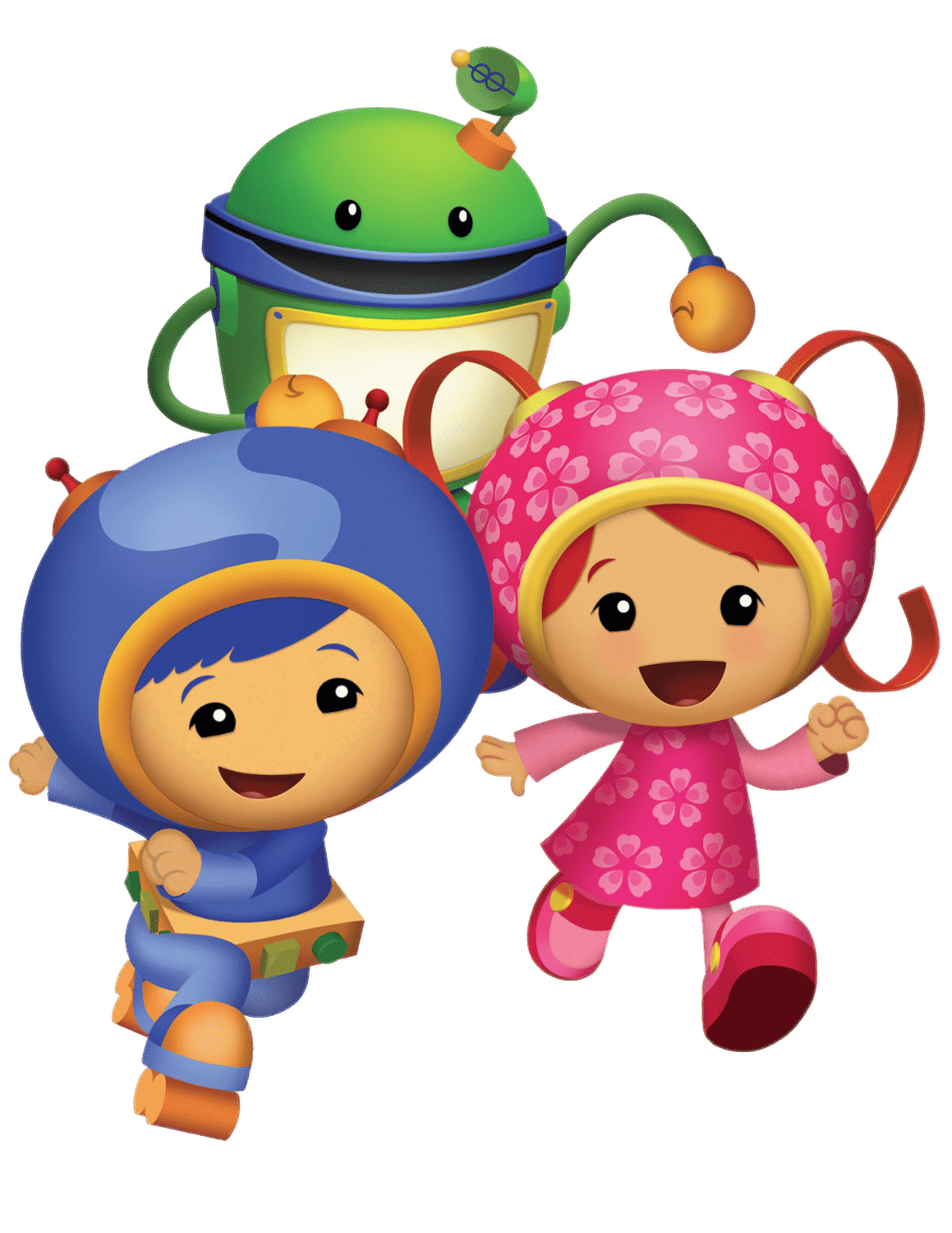 Creative clipart team. Umizoomi transparent png stickpng