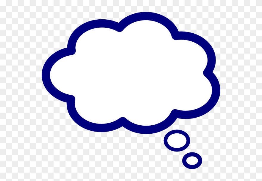 Thoughts clipart thought bubble. Clip art creative commons