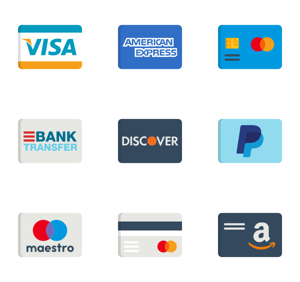 Credit card images png.  debit icon packs