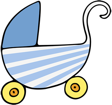 Crib clipart baby thing. Free download clip art