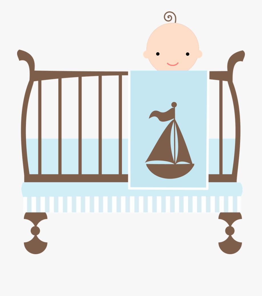 Boy graphics illustrations free. Crib clipart baby thing