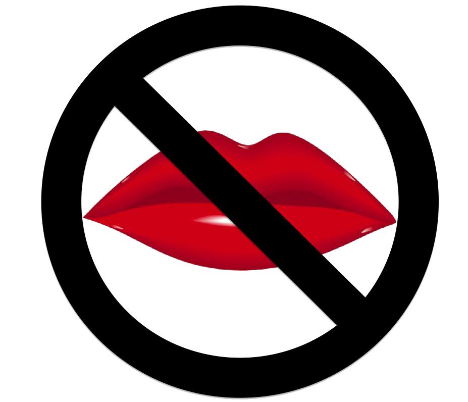 Lip clipart silent. Download silence transparent hq