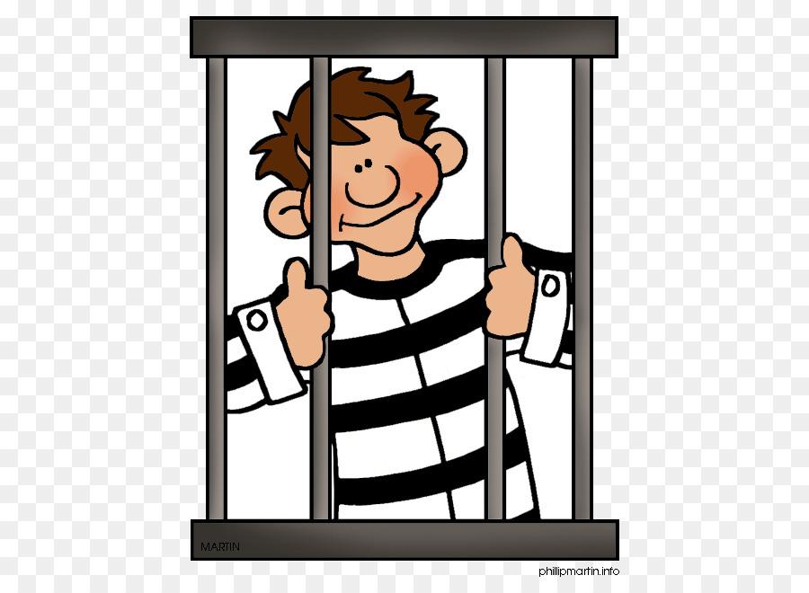 Criminal justice prison free. Crime clipart