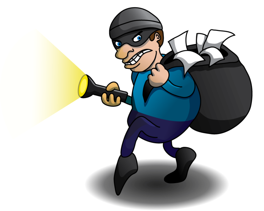 Crime clipart bank robber. Statement analysis the language