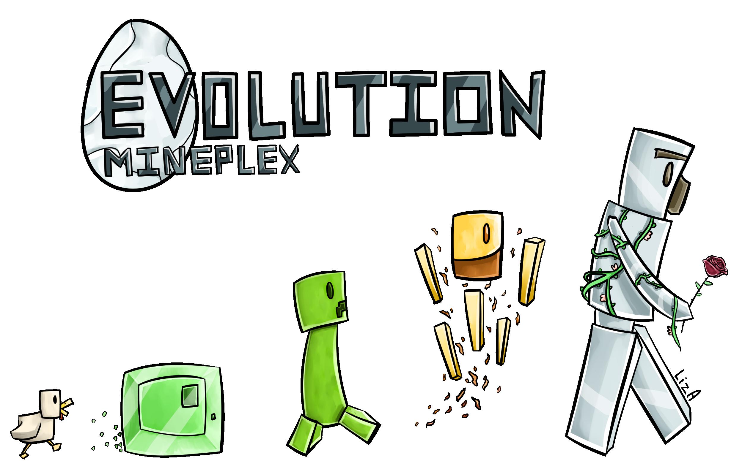 Evolution minigame mineplex wiki. Crime clipart capture the flag