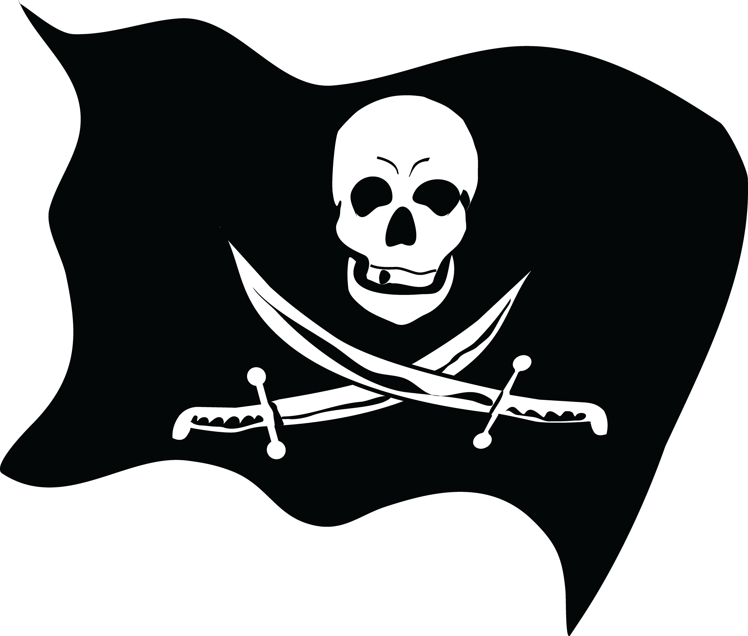 Crime clipart capture the flag. Pirate png
