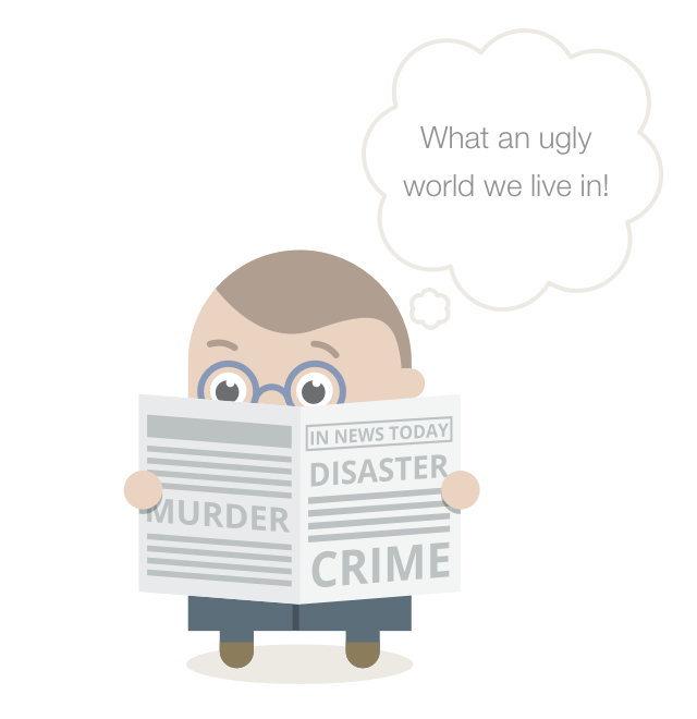 Correct your thoughts mental. Crime clipart correction