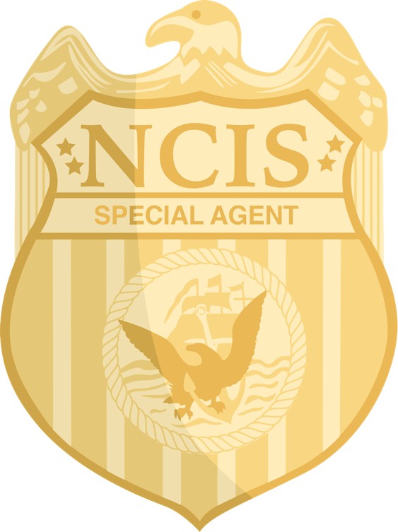 Criminal investigator secretary of. Evidence clipart badge