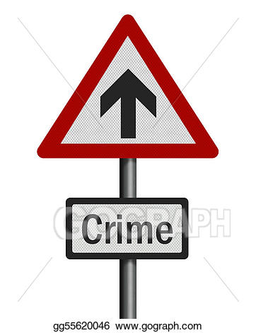 Clip art political issue. Crime clipart crime rate